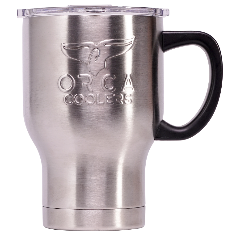 Insulated Coffee Mug in 2020 Insulated coffee mugs, Orca