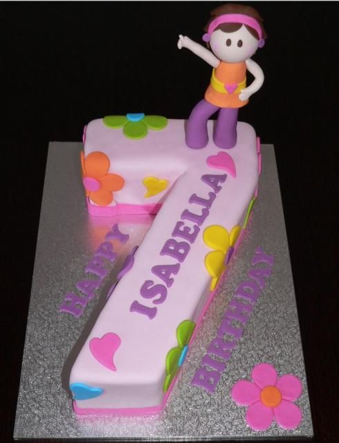 Disco girl cake Birthday cake pictures Weird news and Cake pictures