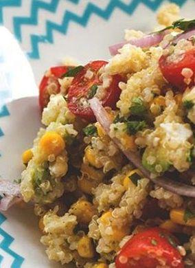 her mit dem wunderkorn die 5 besten quinoa rezepte f r jeden tag backen quinoa and vegans. Black Bedroom Furniture Sets. Home Design Ideas