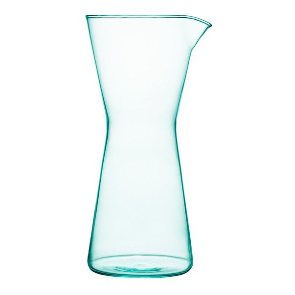 Iittala Kartio Pitcher - Water Green (130 CAD) ❤ liked on Polyvore