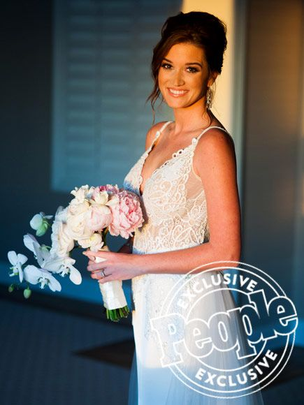 All Of The Gorgeous Photos From Wedding Bachelor In Paradises Tanner Jade