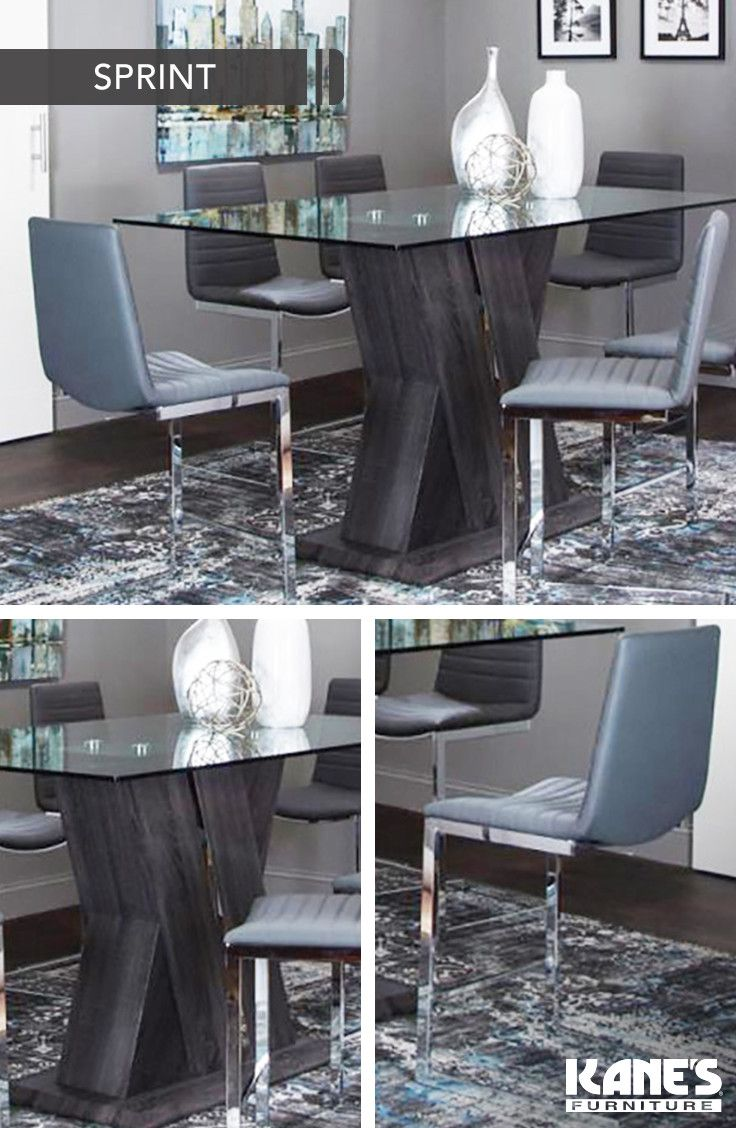 The Epitome Of Modern Elegance The Sprint Dining Room Is Perfect