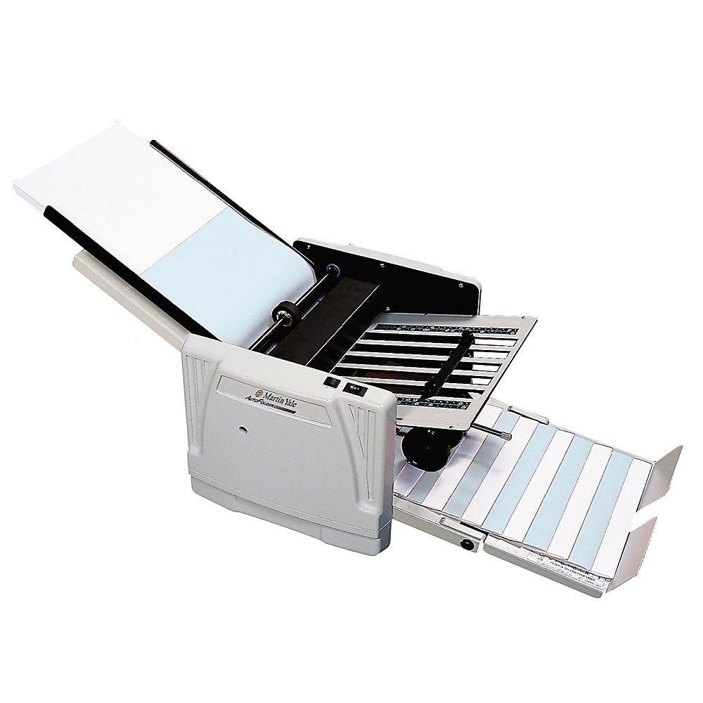 Martin yale heavyduty paper folder item 829233 paper