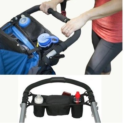 Universal Cup Holder for Stroller Cup Holder for Pram Baby Stroller Accessories