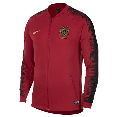 Nike Men s Portugual Anthem Jacket Gym Red Black  6f3e6aad8