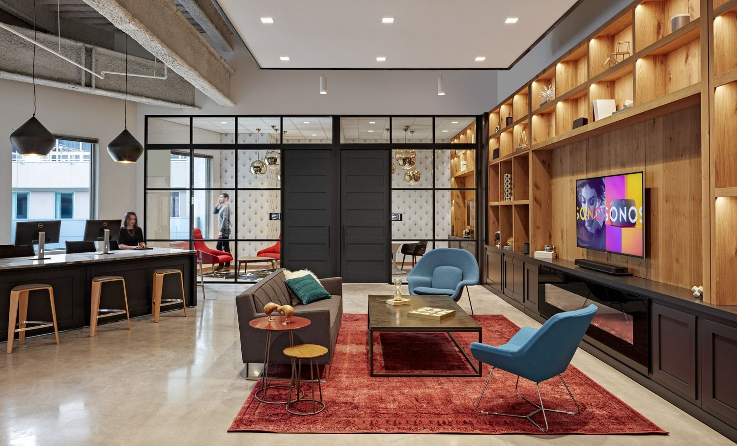 Sonos Office By IA Interior Architects   Office Snapshots