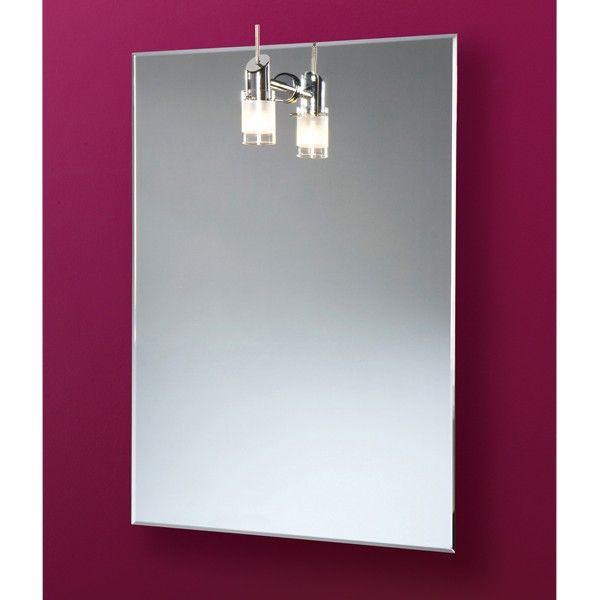 Heated Mirrors Bathroom