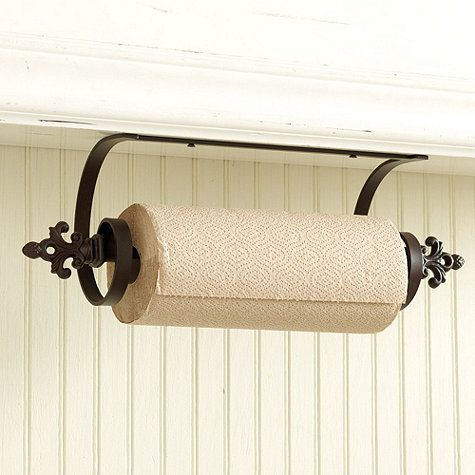 Under The Cabinet Paper Towel Holder Stunning Ballard Undercabinet Mount Paper Towel Holder  Paper Towel Holders Design Inspiration