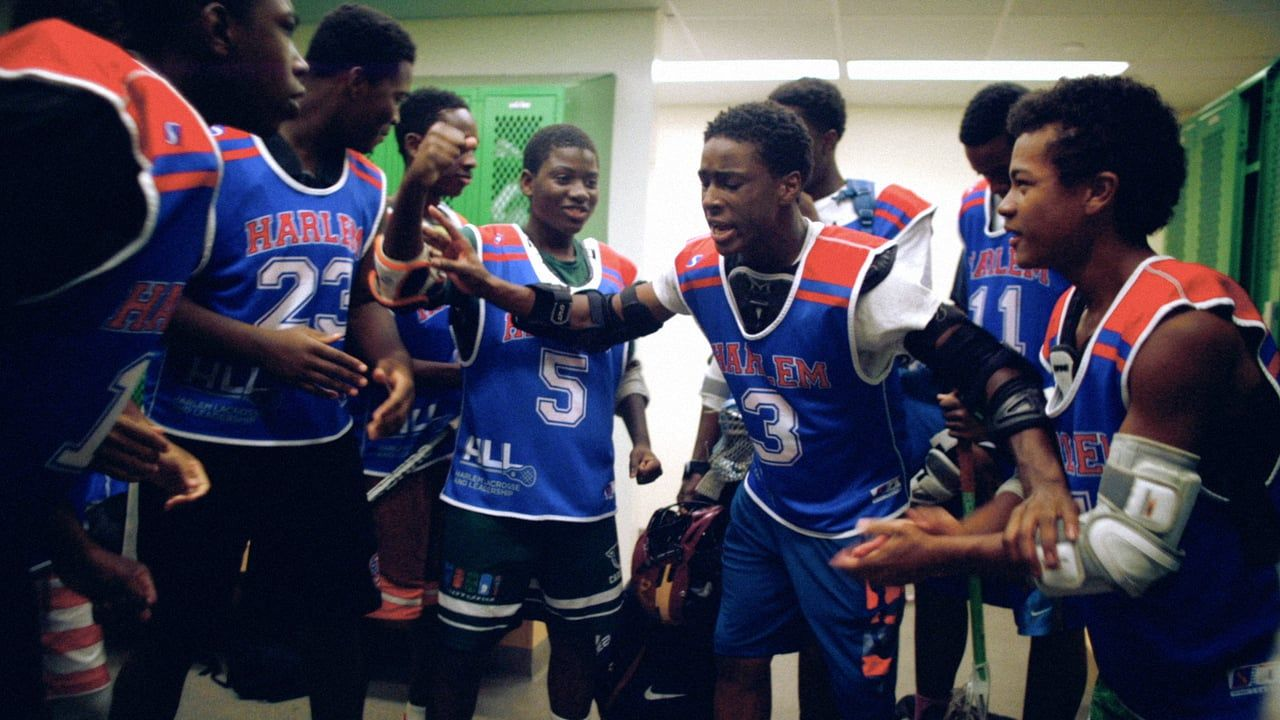 This is Dyjae Pearson's story.  It is part of a series of films documenting Harlem Lacrosse & Leadership. Sponsored by The Dick's Sporting Goods Foundation's…