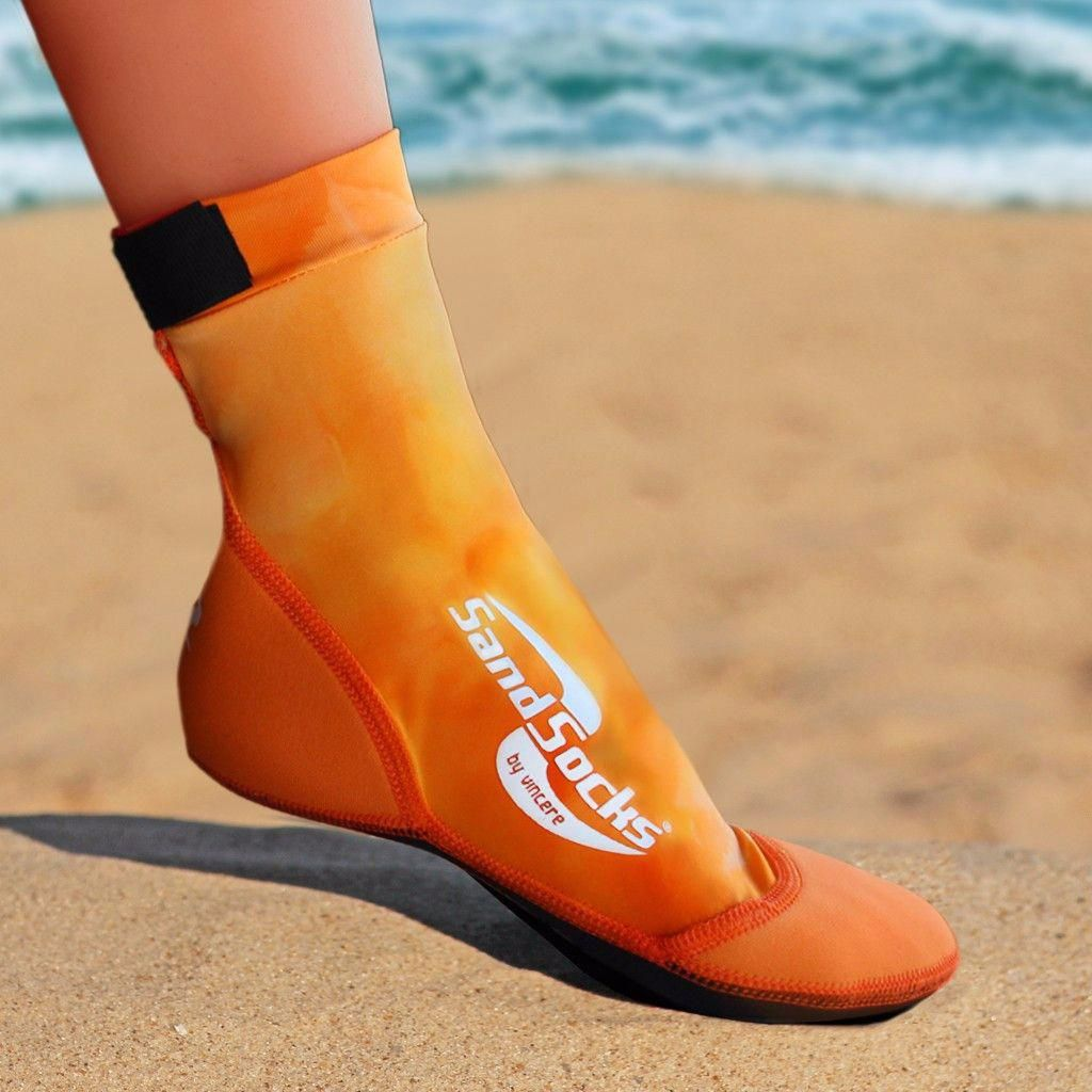 ac23b2cac6 Vincere - Volleyball Soccer Sand Socks from Aries Apparel  soccerworkouts