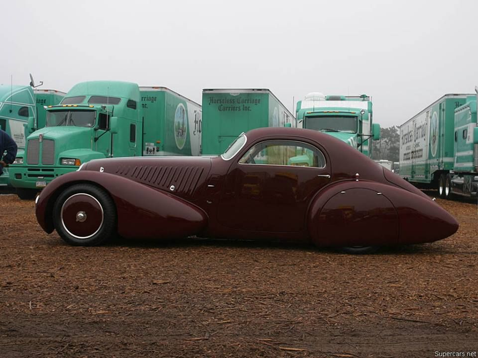 Arturo Keller S 1932 Alfa Romeo 8c 2300 Viotti Coupe One Of A Kind Keller S 2300 Was Originally Built As A Lemans Racer In 1932 And It Took Third Place In 19