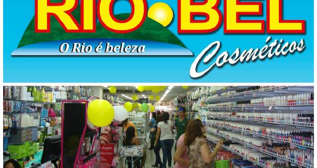 Lojas Rio Bel Cosméticos, no Rio de Janeiro, é especializada em produtos de…