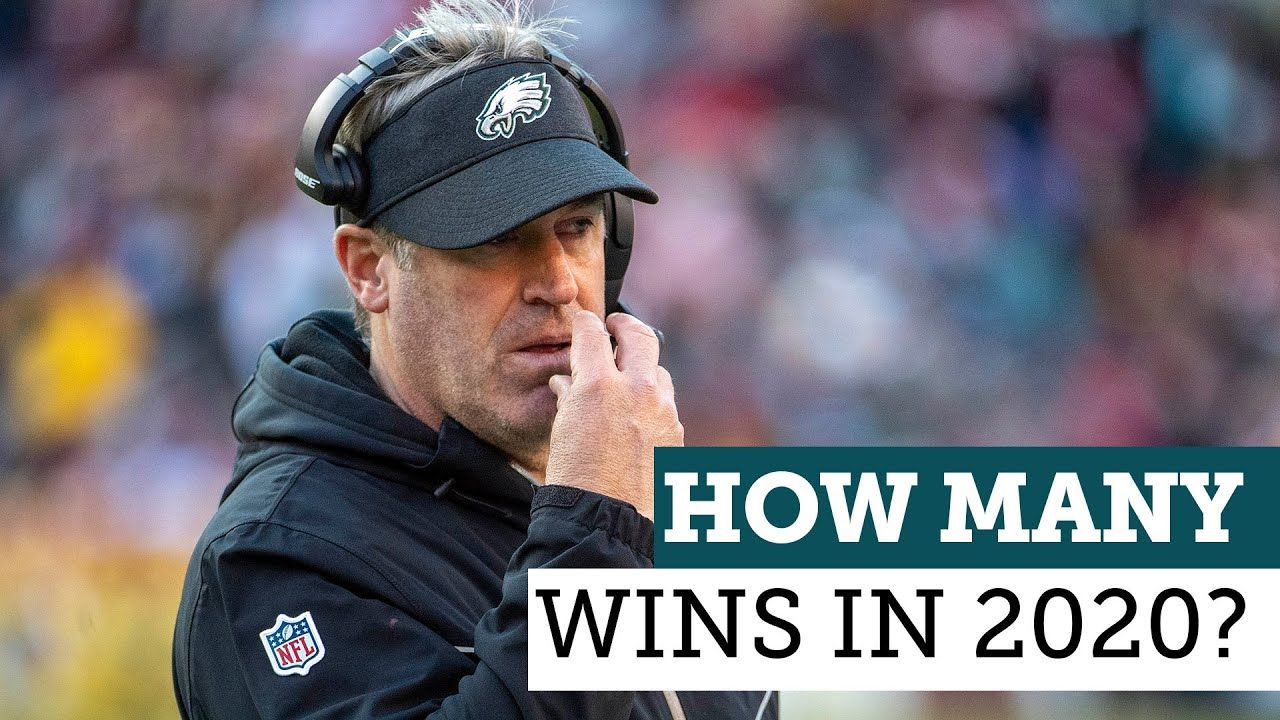 How many wins for the Eagles in the 2020 season? Quick