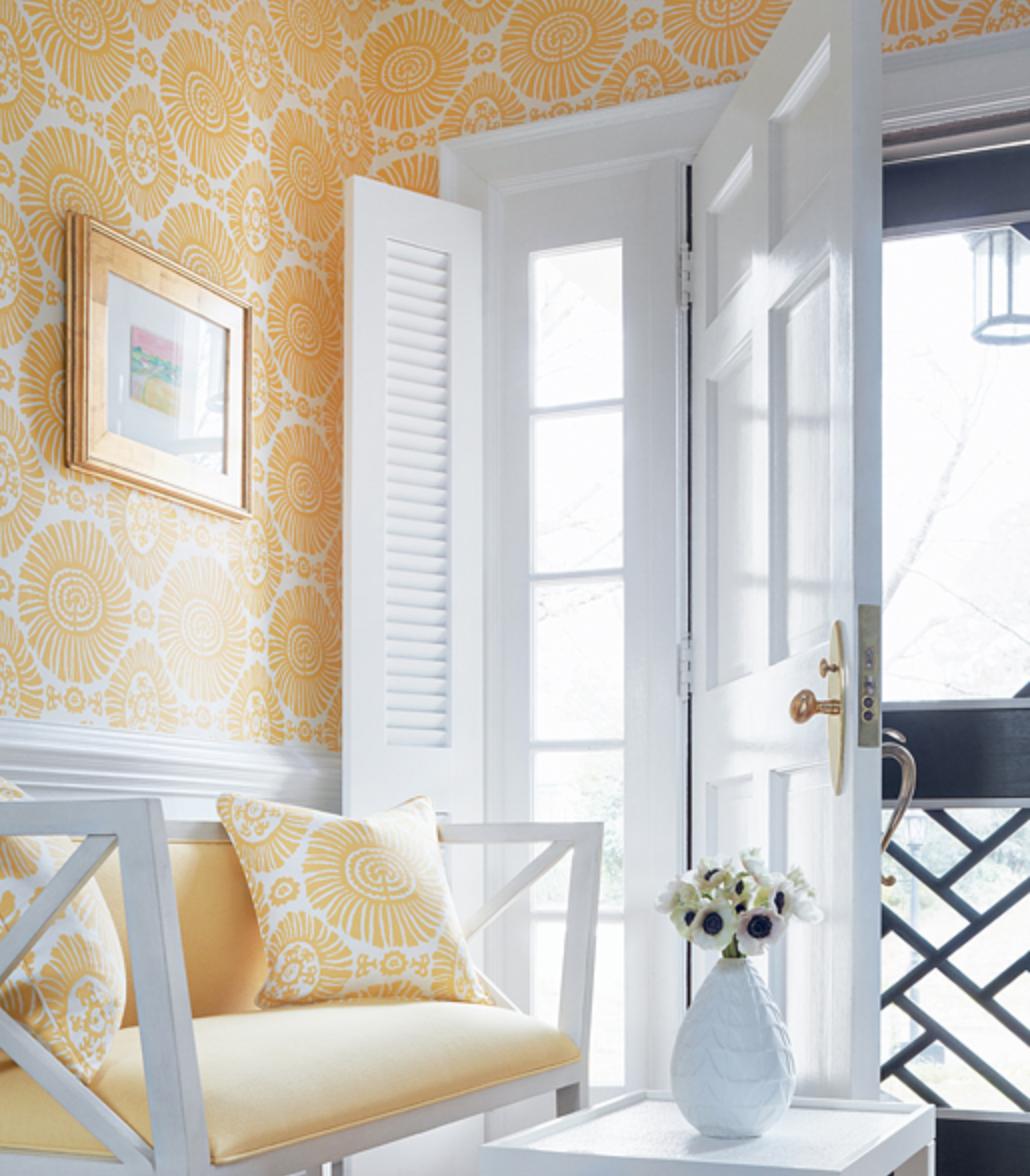 Thibaut Fabrics at in 2020 Yellow