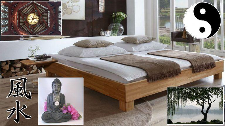 Feng Shui im Schlafzimmer darauf sollte man achten