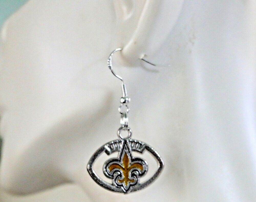 28++ New orleans saints jewelry wholesale viral