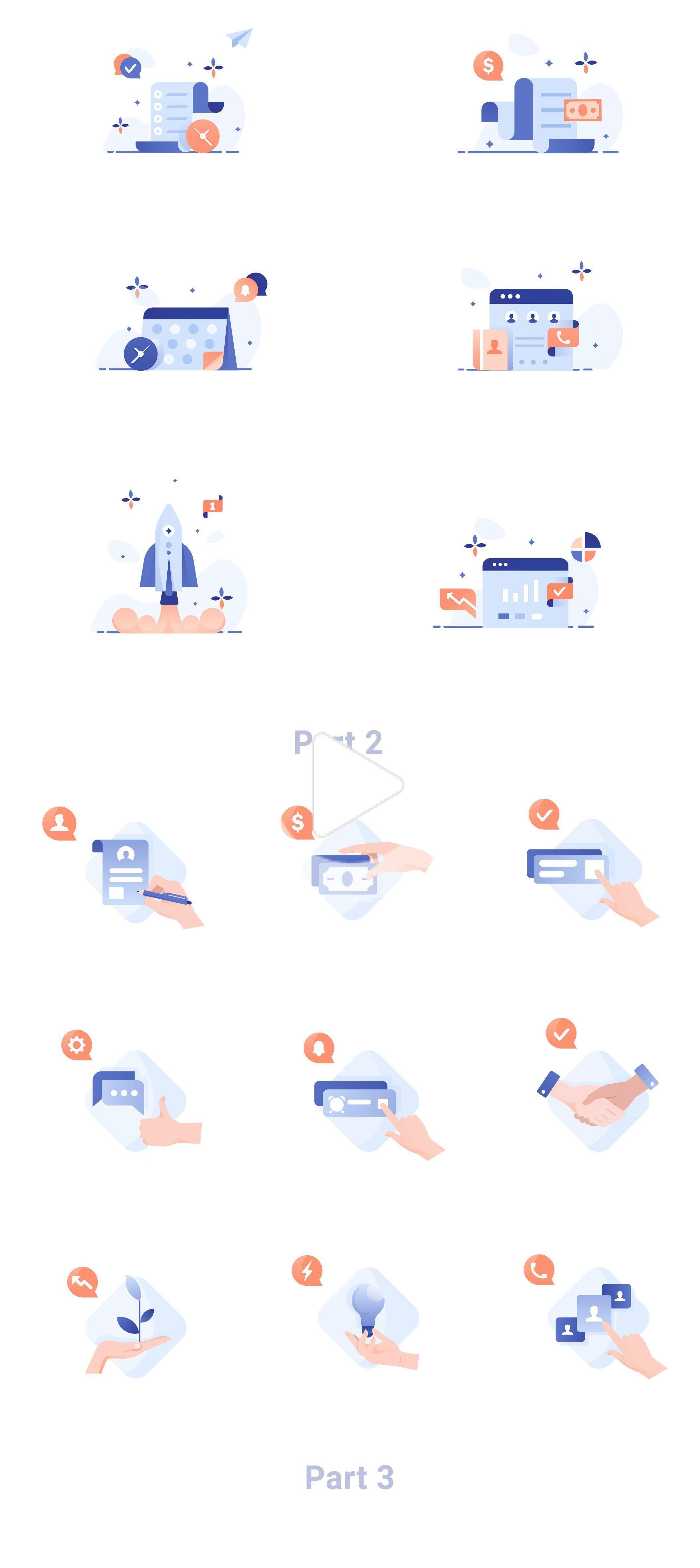 Pin on web design illustration