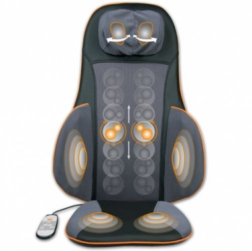 Shiatsu Acupressure Massage Seat Cover MC 825 Professional Back Pain Therapist   Enjoy this Fantastic Gift. Check LUXURY HOME BRANDS and get this bargain Now!
