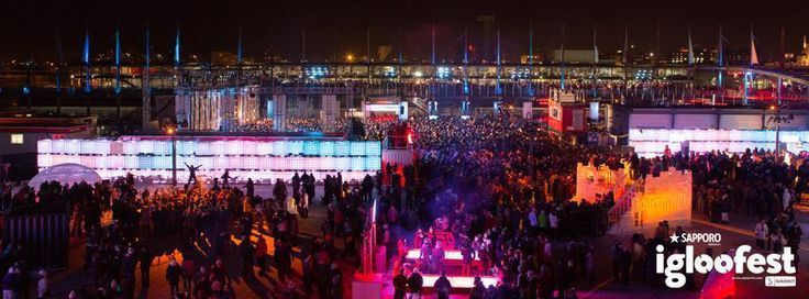 Igloofest... http://bit.ly/1VId0Wy   Igloofest  Source by deamonmorpheus http://bit.ly/1RrIOON