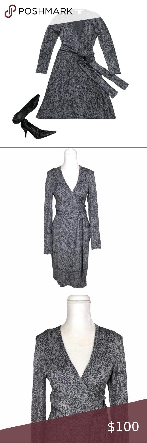 Diane Von Furstenberg Wrap Dress Silver Black Gray Diane Von Furstenberg Wrap Dress Dvf Wrap Dress Silver Dress [ 1740 x 580 Pixel ]