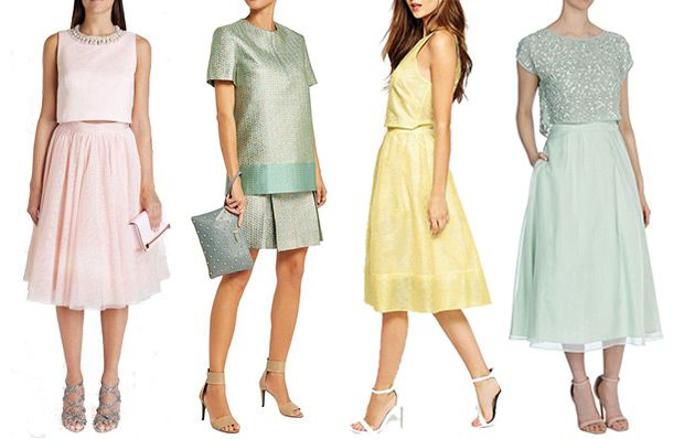 Chic Co Ords Spring Wedding Guest Fashion 2017