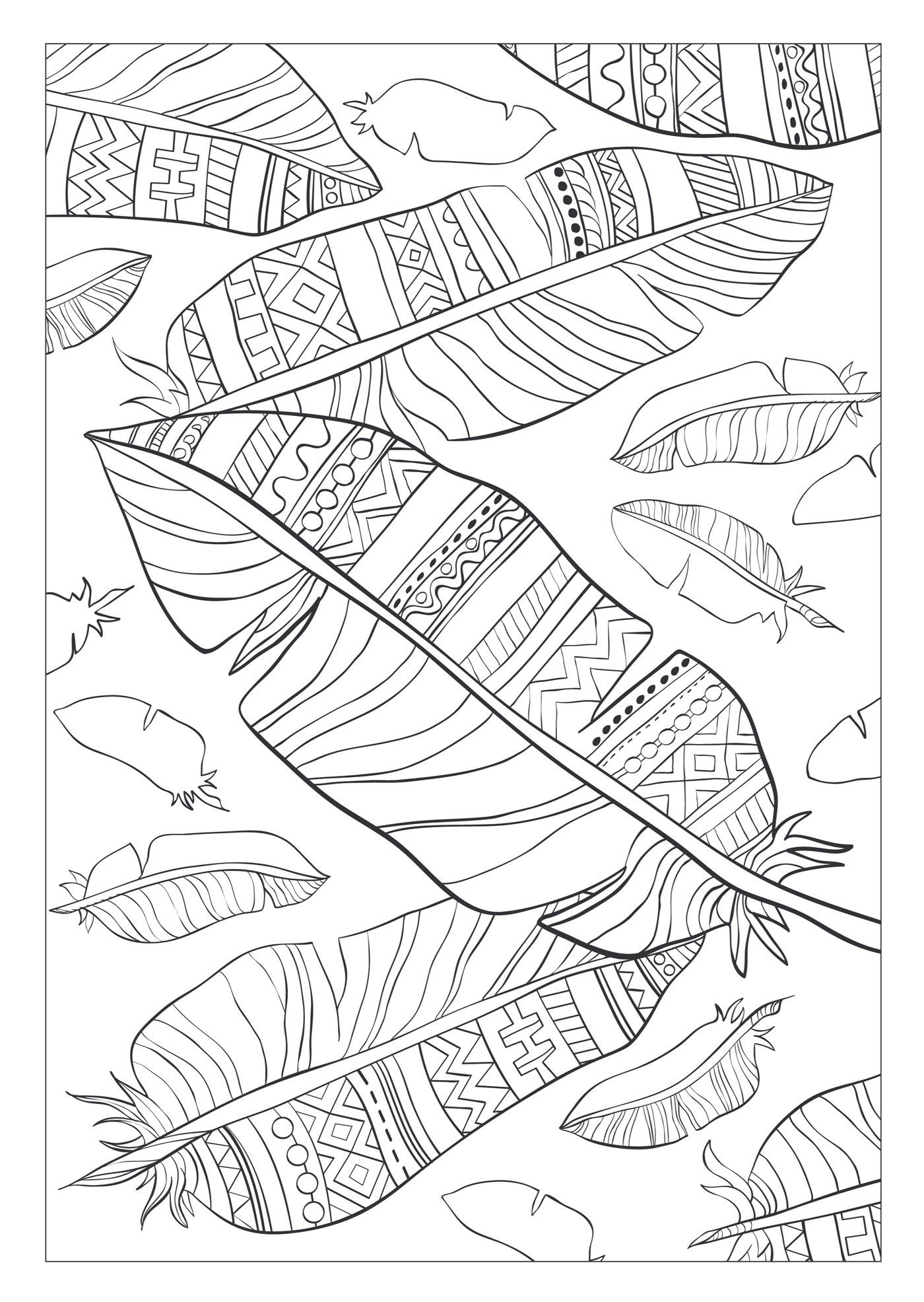 Art therapie mayas et azt ques 100 coloriages anti stress for Harpsichord coloring page