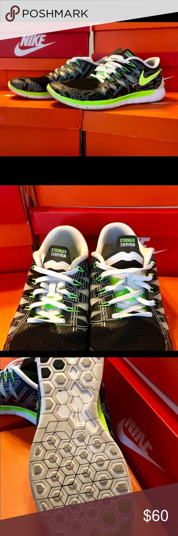 Nike Free 5.0 Boston Marathon Edition Special Boston