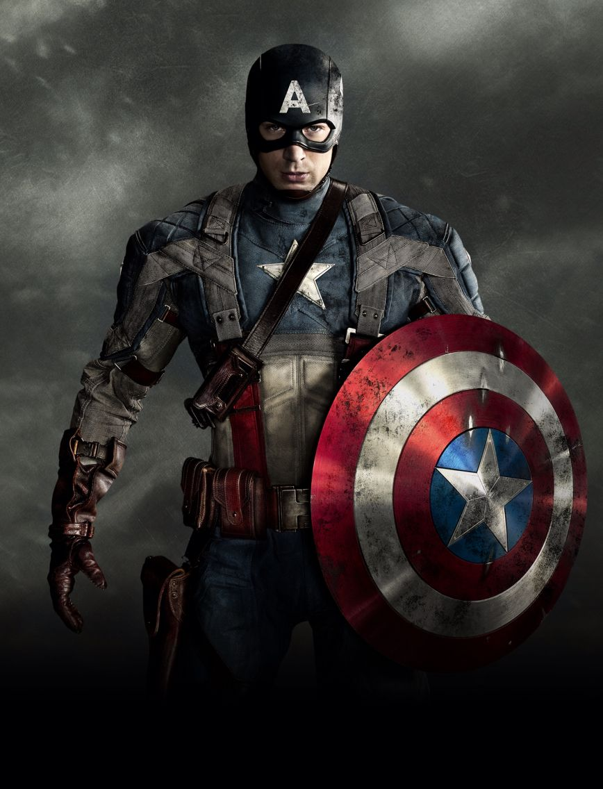 Captain America IPhone Wallpaper
