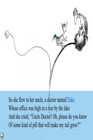 Gertrude McFuzz - Dr. Seuss | HP webOS Applications ...
