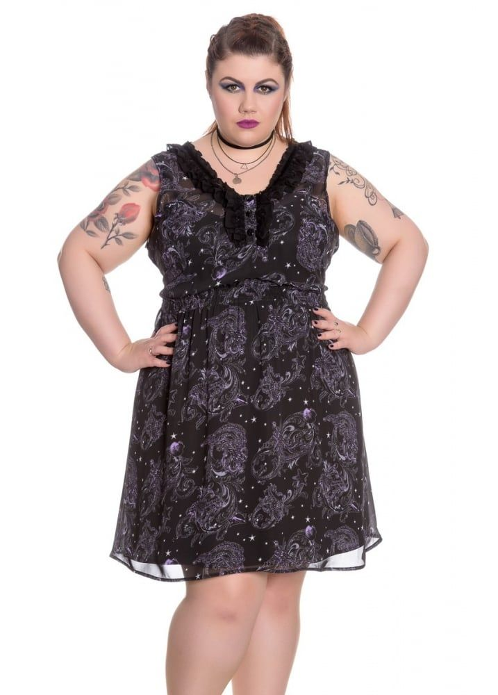 Spin Doctor Shadow Of Zennor Plus Size Gothic Dress Dresses