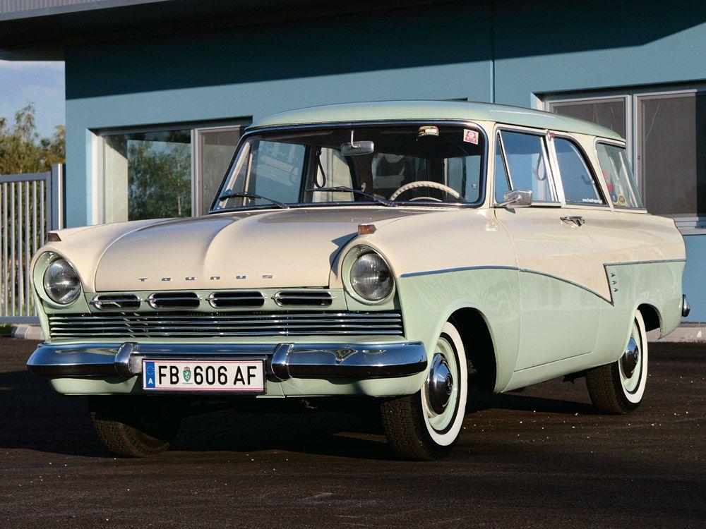 ford taunus kombi - Google zoeken | klasik car | Pinterest
