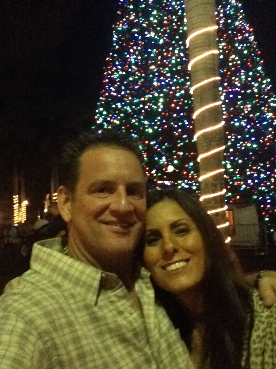 delray beach tree lighting. Delray Beach Christmas Tree Lighting. Phil \u0026 Lisa Gottes Lighting I