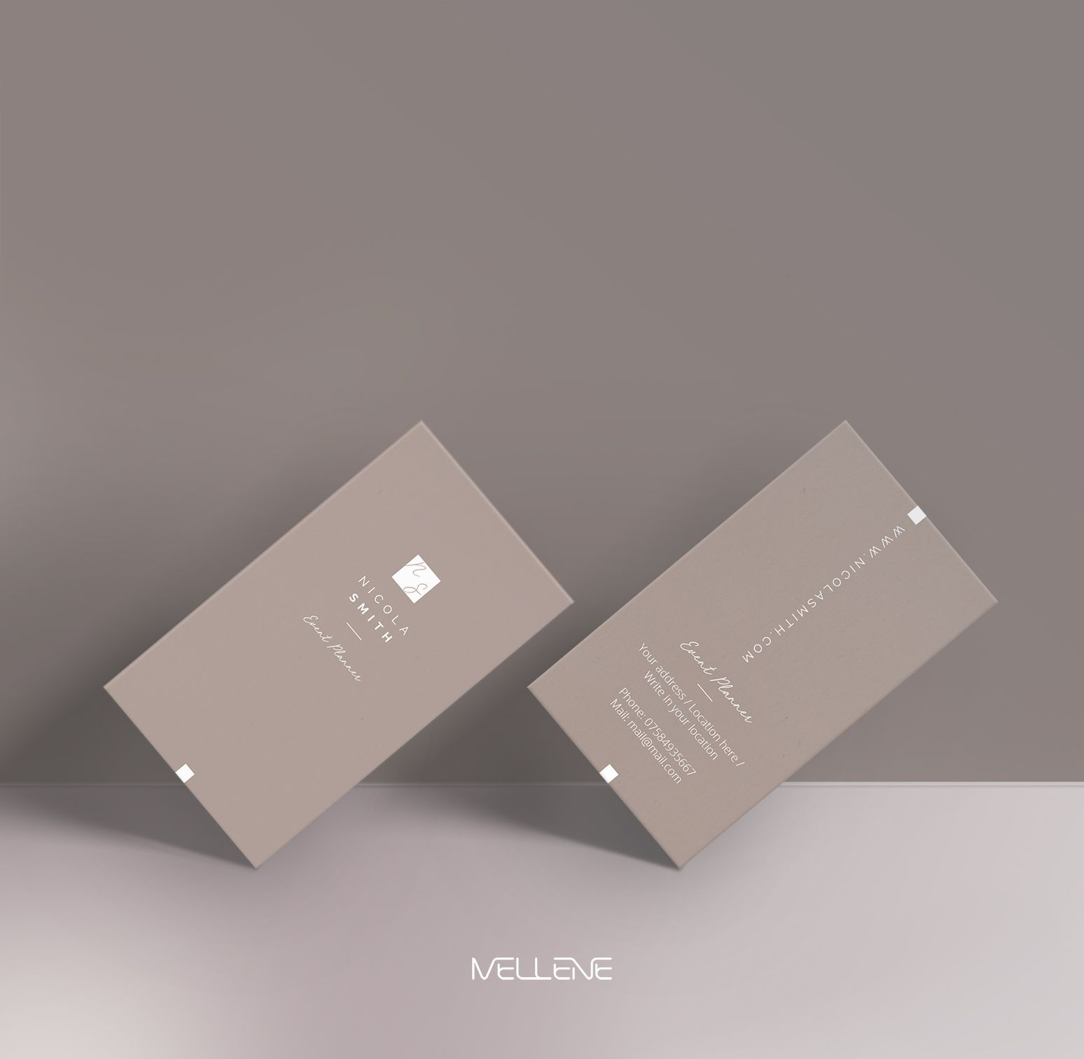 Business Card Template For Adobe Photoshop Psd File Etsy Business Cards Creative Templates Business Cards Creative Business Card Design Minimal Adobe photoshop business card template