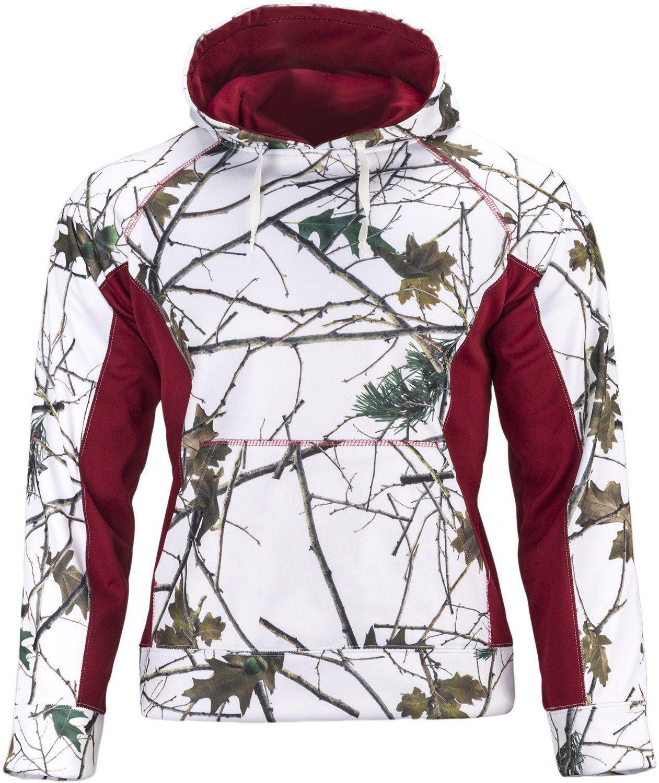 b3bd230667aed Women's Snow Camo Xrg Soft Shell Hoodie | Fall and Winter Fashion ...