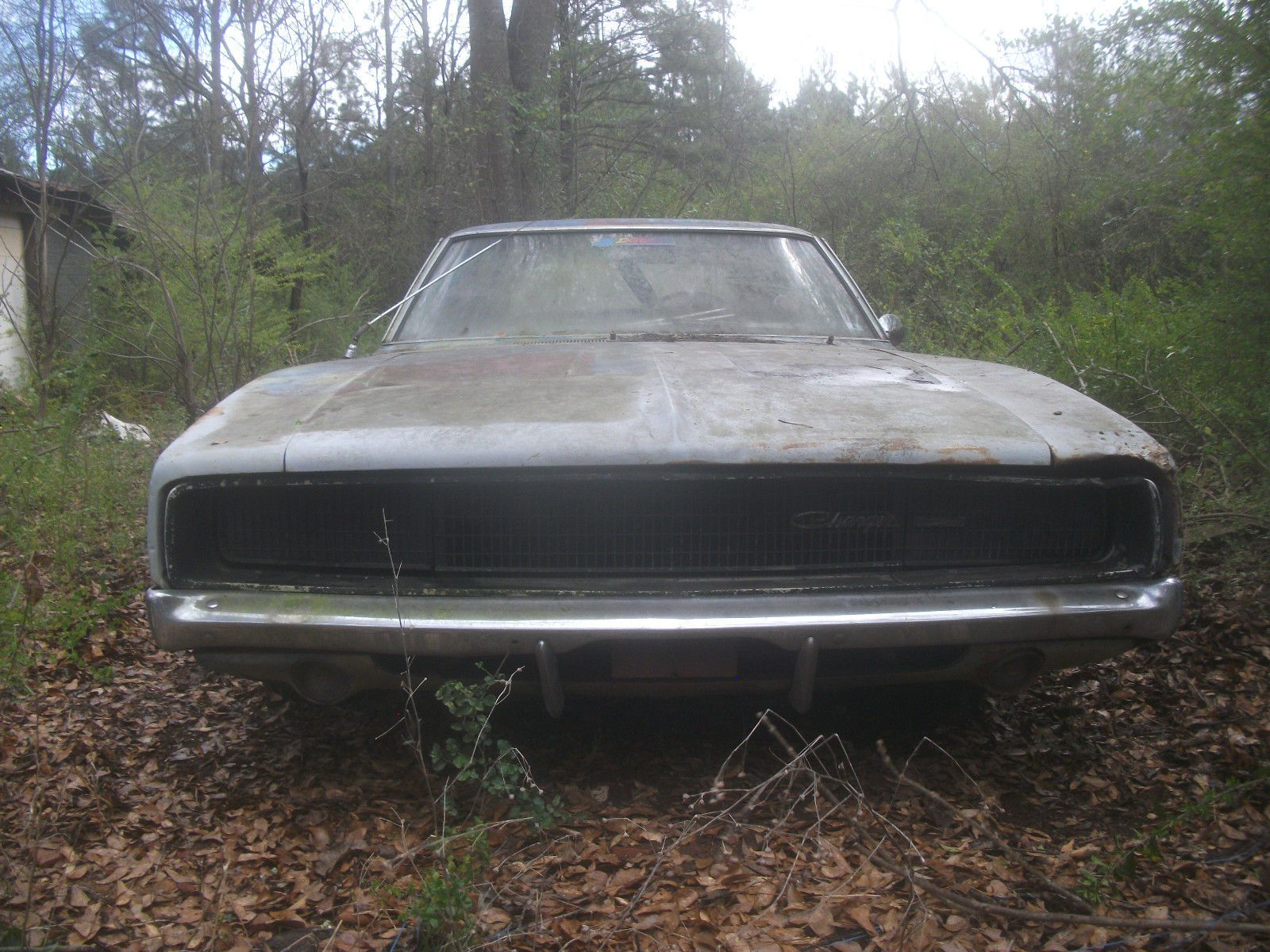 1968 Dodge Charger 5.2L Project Car For Sale | Dodge Charger ...