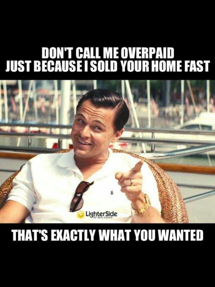 Realestate Real Estate Memes Real Estate Fun Real Estate Humor