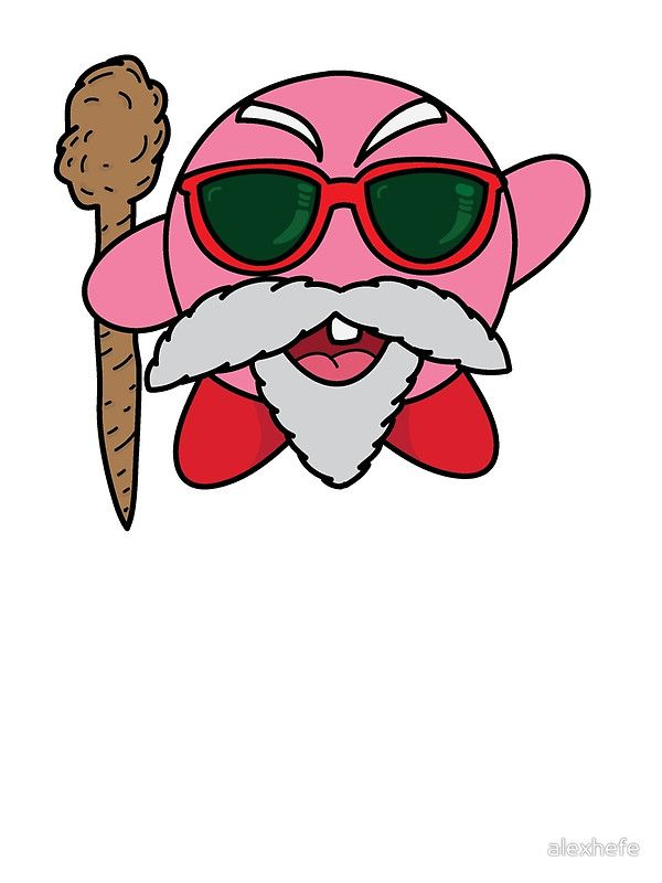 Master Kirby Kirby Swallowed Master Roshi Up Available On