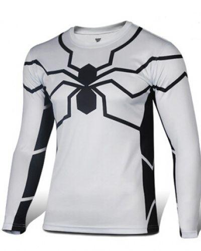Future Foundation mens t shirt hero Spiderman cool long sleeve ...