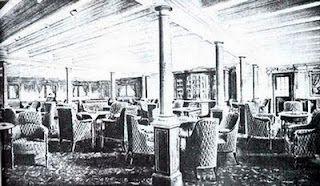 The Original Titanic-------Interior Titanic Photos