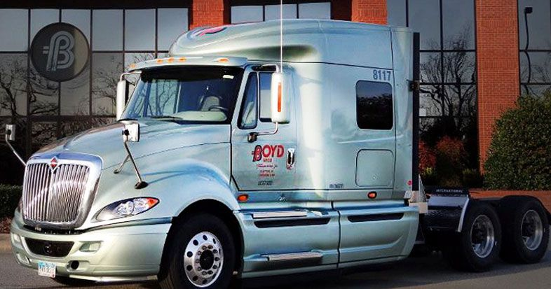 Boyd Brothers Transportation With Images Truck Driving Jobs Driving Jobs Trucks