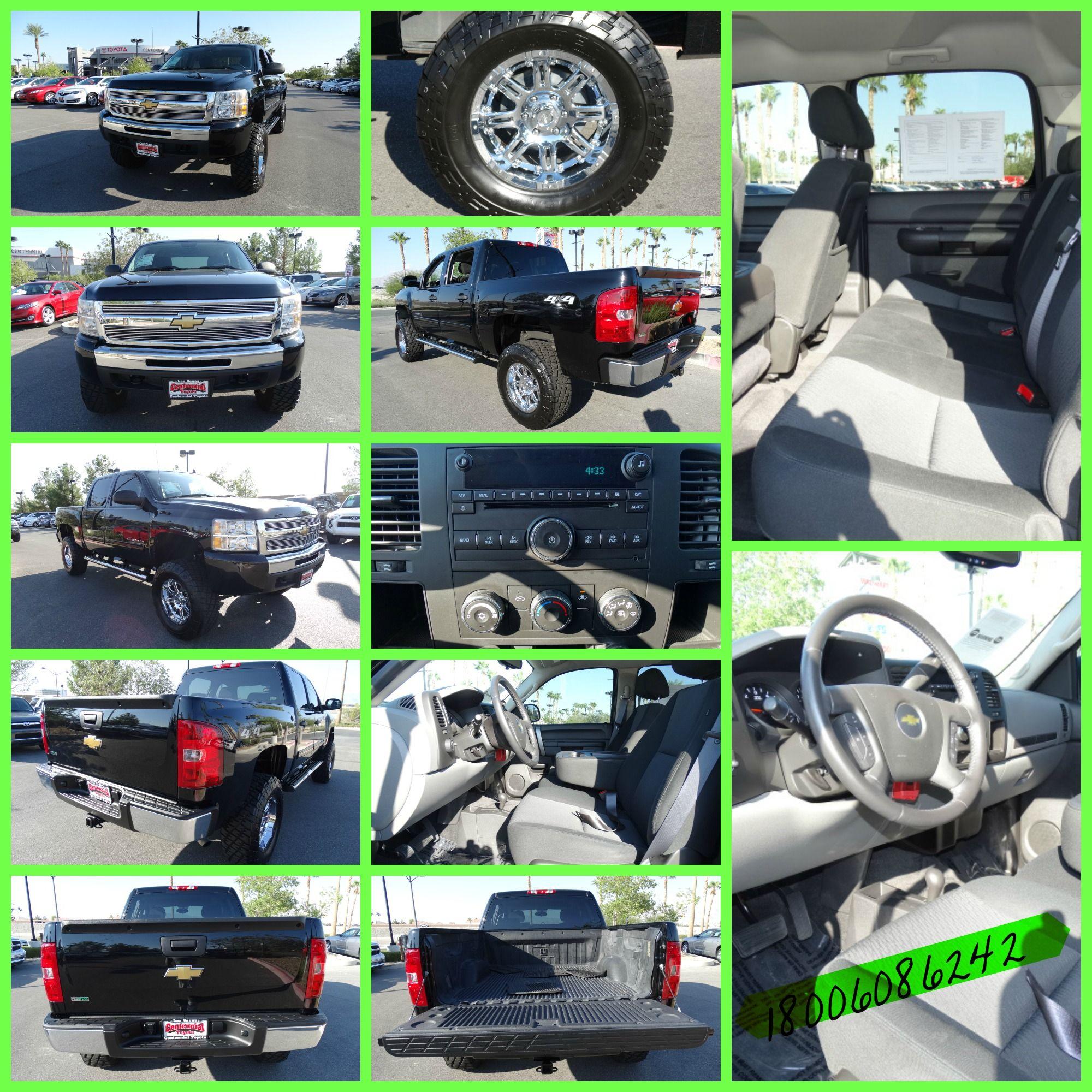 Used Truck 2011 Chevrolet Silverado 1500 Crew Cab LS Pick