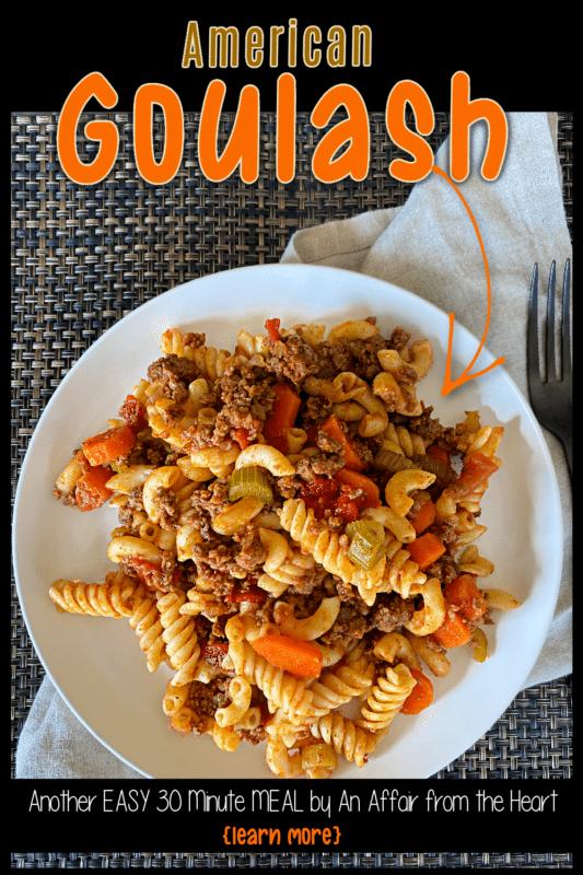 Goulash Recipe In 2020 Easy Meal Plans Veggie Recipes Classic Goulash Recipe