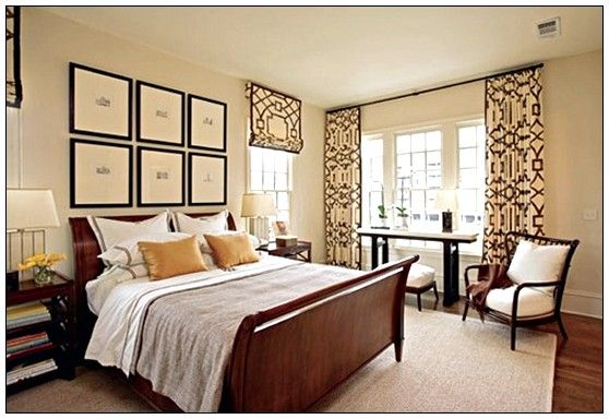 9 Gorgeoous Window Treatment Ideas For Bedrooms