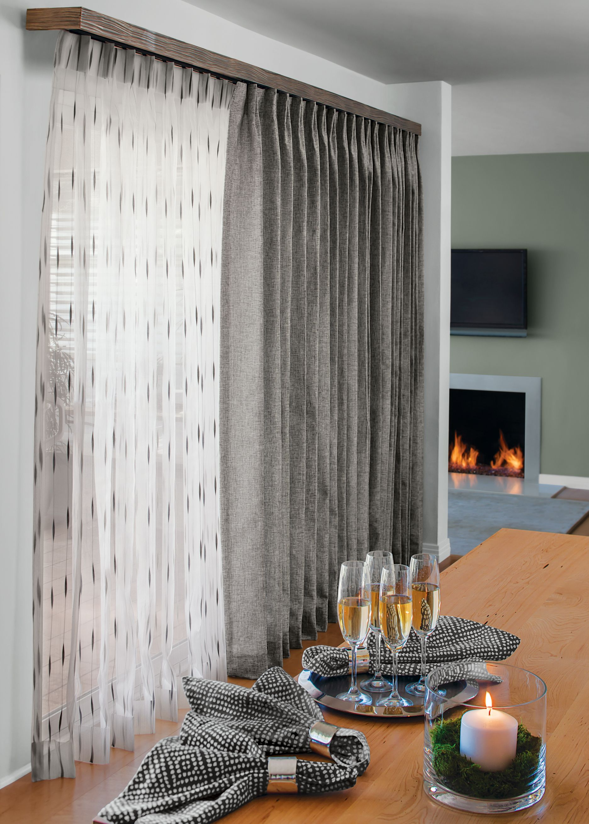 set com ip home window metallic curtain of curtains panel walmart somerset grommet