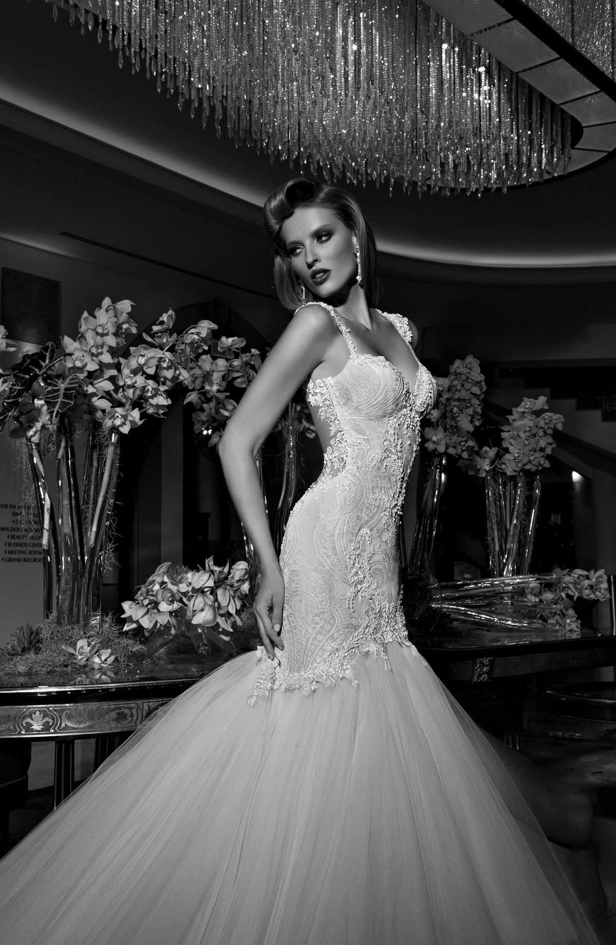 Strictly Weddings Gives You A First Look At Renowned Fashion Designer Galia Lahavs Haute Couture Bridal Dresses With Her Gorgeous 2015 Collection