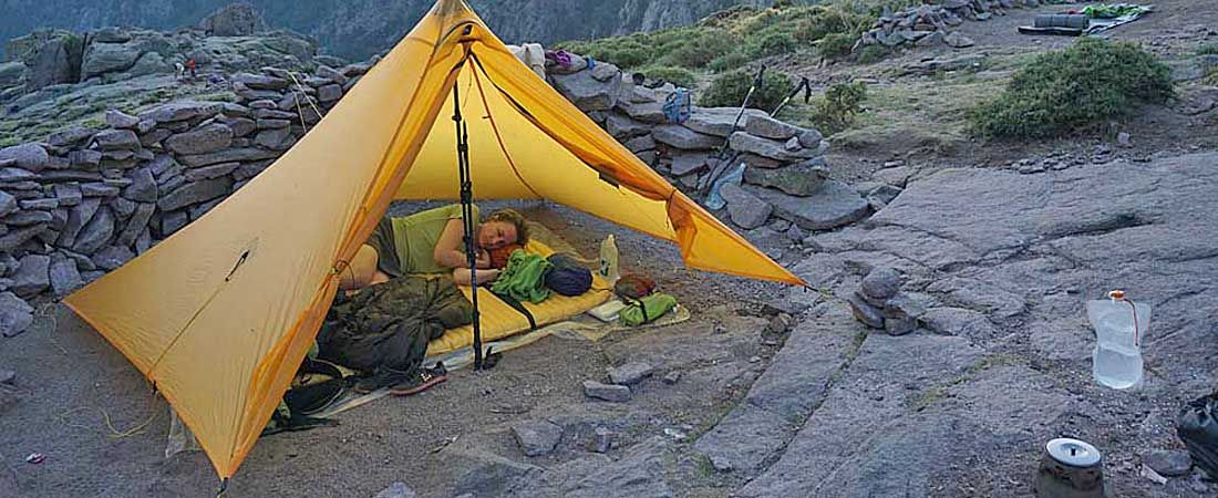 Recommended Tents Tarps and other Shelters & Possibly the best all-around lightweight shelter is a pyramid ...