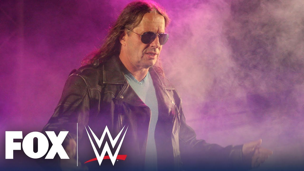 Bret Hart Announces Confessions Of The Hitman Web Series Coming To His Official Website Even Wcw World Heavyweight Championship Wrestling News Documentaries [ 720 x 1280 Pixel ]
