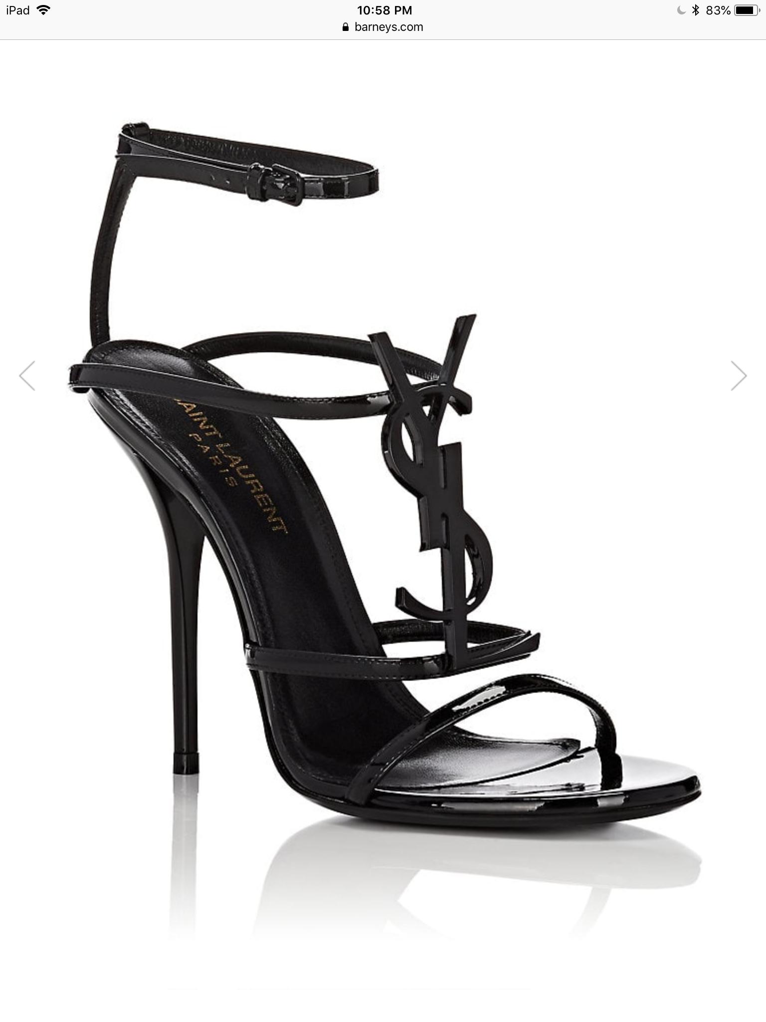 Pin de Anna Clara Nazareth em Saltos | Sapatos de luxo