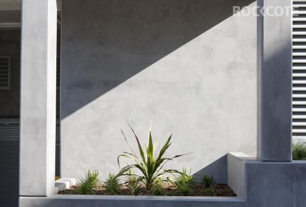 Smooth Set Create A Smooth Finish Over Inconsistent Substrates Smooth Concrete House Cladding Rendered Houses