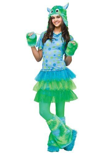 Teen Monster Miss Halloween Costume COSTUMES Pinterest - cute teenage halloween costume ideas
